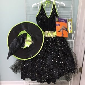 🎃Women's 50s Witch Costume🎃